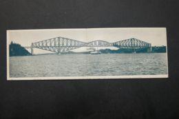 Quebec Bridge Between Sainte-Foy And Lévis Quebec Canada          DOUBLE CARD!!! - Levis