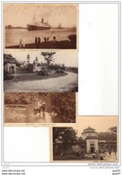 4 CPA ( Indochine)  Province De SAIGON      Ref  C.153 - Vietnam