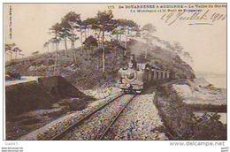 (   Dep 29 )     Douarnenez  à Audierne   Train Locomotive            Ref..B.110 - Audierne