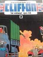 Le Voleur Qui Rit DE GROOT Et TURK Le Lombard 1978 - Clifton