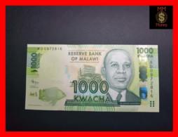 MALAWI 1.000  1000 Kwacha 1.1.2012  P. 62 A   UNC - Malawi