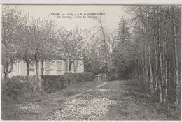 - La Gaubretière : Le Sourdy, L' Allée Du Chateau. - France