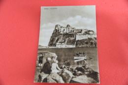 Napoli Ischia  Il Castello 1950 - Napoli (Naples)