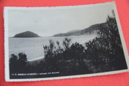 Napoli Ischia S. Angelo E La Spiaggia Dei Maronti 1939 - Napoli (Naples)