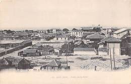 Afrique > Sénégal -RUFISQUE (- Cpa  Dos:SIMPLE-  Editions: Fortier Dakar N° 62) * PRIX FIXE - Senegal