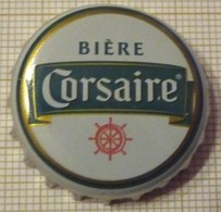 CORSAIRE BIERE  BLONDE De GUADELOUPE Dpt 971 - Bière