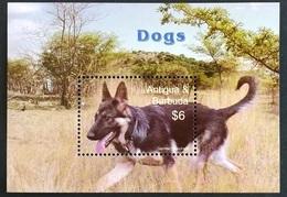 Antigua Barbuda 2005** Mi.Bl.607. Dogs, MNH [13;191] - Dogs