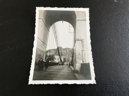 PHOTO VIENNE (Isere) 1933 - Pont - Plaatsen