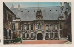 BESANCON   -   PALAIS DE JUSTICE   -   Editeur :  LA CIGOGNE  N° 2779 Ou 25.056.66 - Besancon