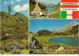 S7983  - österreich - Grenzübergan Italien - Autriche