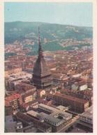 "N. 19 TORINO - PANORAMA - FIGURINA STICKER PANINI ""ITALIA PATRIA NOSTRA 1968"" - Panini"