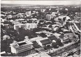 671 LÉOPOLDVILLE - VUE GÉNÉRALE AÉRIENNE SUR UN COIN DE LA VILLE - Kinshasa - Leopoldville