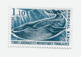 CG TAAF 64 ** 1977 Rorqual - Terres Australes Et Antarctiques Françaises (TAAF)