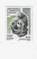 CG TAAF 278  2000 Géologie > Minéraux > Mica Géology > Minerals - Terres Australes Et Antarctiques Françaises (TAAF)
