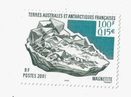 CG TAAF 287**  2001 Géologie > Minéraux > Magnetite Géology > Minerals - Terres Australes Et Antarctiques Françaises (TAAF)