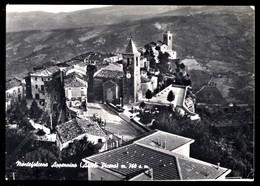 MONTEFALCONE APPENNINO - ASCOLI PICENO - 1961 - PANORAMA - NON COMUNE - Ascoli Piceno