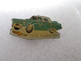 PIN'S   FORD  THUNDERBIRD   1956 - Ford