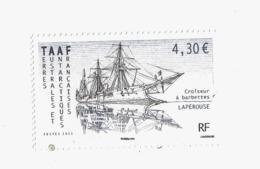 CG TAAF 580 ** 2011 - Terres Australes Et Antarctiques Françaises (TAAF)