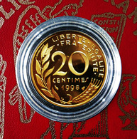 20 Centimes MARIANNE De 1998 En BE... - France