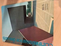 Connaissance Des Arts -  1950-75 L'Architecture A Bien Changé - Vecchi Documenti