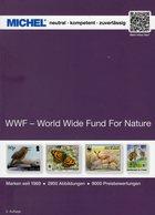 MICHEL Natur-/Tierschutz 2020 ** 50€ WWF Topic Stamp Catalogue Of World Wide Fund For Nature ISBN 978-3-95402-298-4 - Philatélie