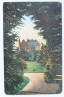 Partie Im Stadtpark Mit Schloss, Marburg An Der Lahn, Hesse, Deutschland Germany - Marburg