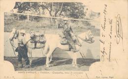 J78 - MILITARIA - Armée D'Afrique - Chasseurs - Trompettes - Tenue De Campagne - Regiments