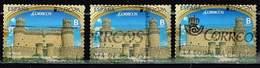 Spanien 2017, Michel# 5154 O Europa (C.E.P.T.) 2017 - Castles - 2011-... Afgestempeld