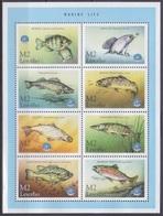 1998Lesotho1410-17KLSea Fauna8,00 € - Marine Life