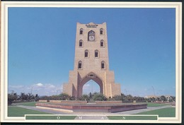 °°° 20445 - SULTANATE OF OMAN - SALALAH - AL HAFFAH ROUNDABOUT °°° - Oman
