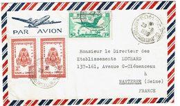 CTN60/3 - CAMBODGE LETTRE 29/9/1959 - Cambodge