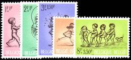 Belgium 1966 Child Welfare Unmounted Mint. - Belgium