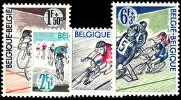 Belgium 1963 Belgian Cycling Team Unmounted Mint. - Belgium