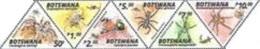 Botswana 2020 Spiders 6v Mint - Botswana (1966-...)