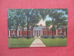 University Of Vermont     Burlington  Vermont     Ref 3948 - Burlington