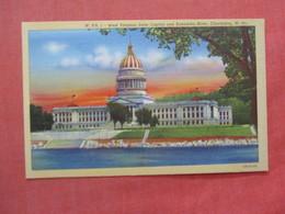 State Capitol  West Virginia > Charleston Ref 3948 - Charleston