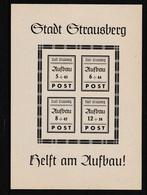 Strausberg Wiederaufbaublock, ** - Germany