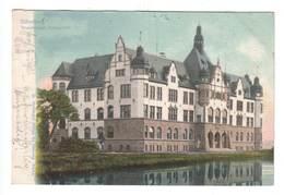 Ansichtskarte , Oldenburg , Amtsgericht , 1903 - Oldenburg