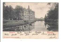 Ansichtskarte , Oldenburg , Amtsgericht , 1906 - Oldenburg