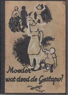 Moeder, Wat Deed De Gestapo?... // Alfons Ryserhove - Guerre 1939-45