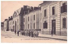 JOIGNY. Le Quartier Dubois-Thainville (animée) - Joigny