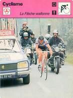 Cyclisme - La Fleche Wallonne - Cycling