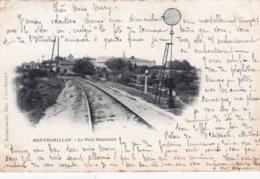 86 - Vienne - MONTMORILLON - Le Petit Seminaire - Carte Precurseur 1900 - Montmorillon