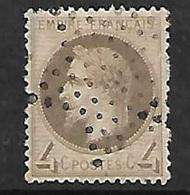 France   N°  27Ba  Oblitéré  étoile De Paris     AB/ 2ème Choix     Soldé à Moins De 5  %  ! ! ! - 1863-1870 Napoleon III With Laurels