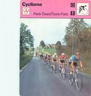 Cyclisme - Paris Tours - Cycling