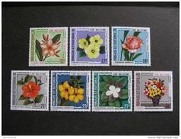 Wallis Et Futuna:  TB Serie PA N° 49 Au N°55, Neufs XX. - Neufs