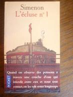 SIMENON: L'écluse N°1 / POCKET, 1999 - Non Classés