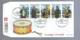 FDC  COB  3459/3463 - 2001-10
