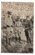 MILITARIA - Grandes Manoeuvres Du Centre (1908) Officiers Chinois En Mission Sur Le Terrain... - Manöver