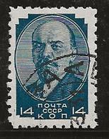 Russie 1929-1932 N° Y&T : 436 (dent. 10,5) Obl. - Used Stamps